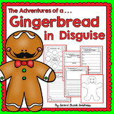 Christmas Writing Activity: Gingerbread in Disguise