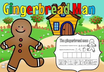 Gingerbread man(50% off for 48 hours)