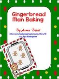 Gingerbread man Baking