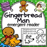 Gingerbread man, Gingerbread man, What do you see? Reader