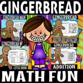 Gingerbread math(50% off for 48 hours)