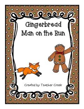 Gingerbread on the Run