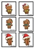Gingerbreadman Memory Game