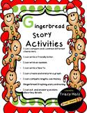 Gingerbread Man Story Fun--UPDATED