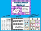 Gingham Classroom Library Set