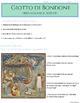 Giotto di Bondone: Italian Renaissance Artist {no prep}