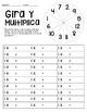 Gira Y Multiplica - Spin & Multiply in Spanish!