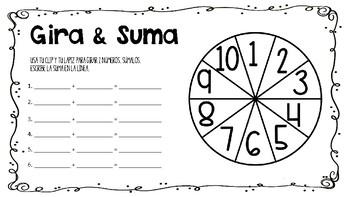 Gira y Suma