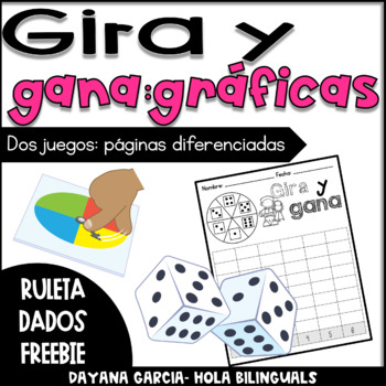 Gira y anota- spin and win SPANISH {FREE}