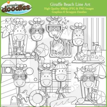 Giraffe Beach