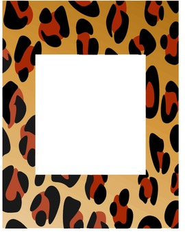 Giraffe Borders
