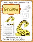 Giraffe Crafts
