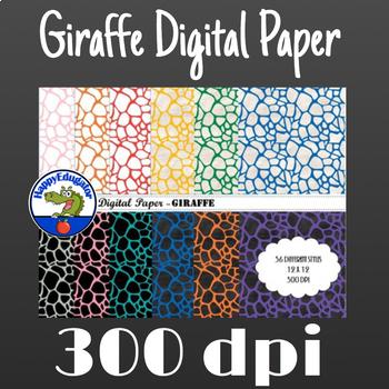 Giraffe Digital Paper