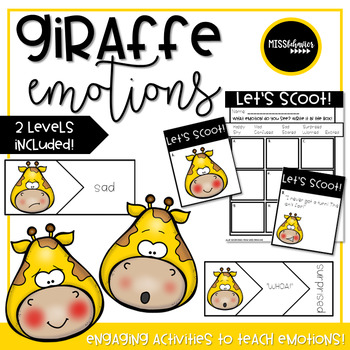 Giraffe Emotions Pack