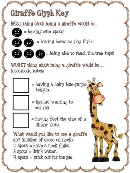 Giraffe Glyph
