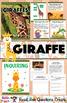 All About Giraffes Nonfiction Unit