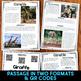 Giraffe: Informational Article, QR Code Research & Fact Sort
