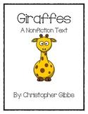 Giraffe Nonfiction Text
