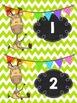 Giraffe Table Numbers