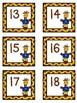Giraffe Themed Calendar Set w/Days of the Week!