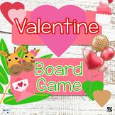 Giraffe Valentine Board Game