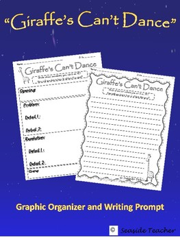 Giraffe's Cant Dance Writing Prompt