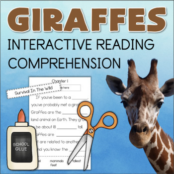 Giraffes Interactive Reading Comprehension