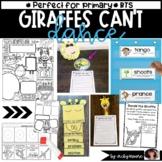 Giraffes Can't Dance | Growth Mindset | Book Companion