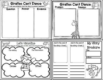 Giraffes Can't Dance (Book Companion)