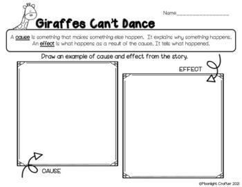 Giraffes Can't Dance Book Companion