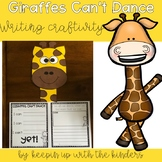 Giraffes Can't Dance Book Companion Writing Craft