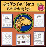 Giraffes Can't Dance Book Unit