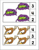 Giraffes Can't Dance Dot Dauber, Scissor Practice, and Clip Cards