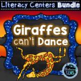 Giraffes Can't Dance Literacy Centers