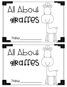 Giraffes Can't Dance Literacy Companion Pack