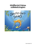 Giraffes Can't Dance Music Program