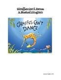 Giraffes Can't Dance Music Program