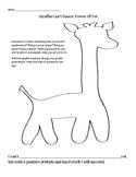 Giraffes Can't Dance: practice, positive attitude, power o