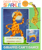 Giraffes Can't Dance Art Project & Drawing Video