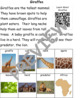 Giraffes: Informational Text and Writing Activity