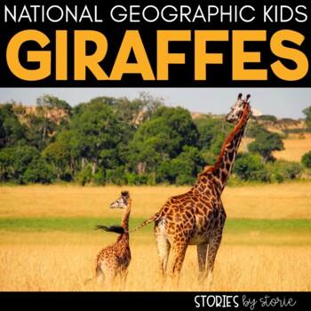 Giraffes (National Geographic Kids Book Companion)