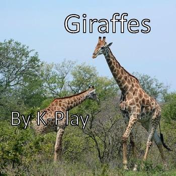 Giraffes - PowerPoint
