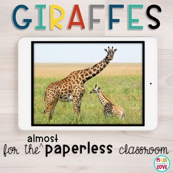 Giraffes for the (Almost) Paperless Classroom