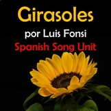Girasoles Spanish Song Unit - Luis Fonsi - Coronavirus - F