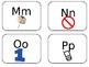 Girl Alphabet Cards