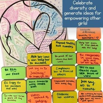 Girl CODE Group Counseling Program for Positive Girl Relationships