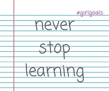 Girl Goals