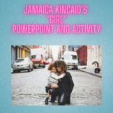 Girl - Jamaica Kincaid - Full Lesson