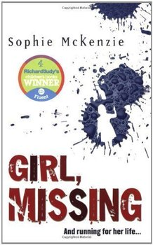 Girl, Missing by Sophie McKenzie Word Search Puzzle