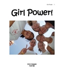 Girl Power:  A Group Counseling Curriculum for Pre-Teen Girls